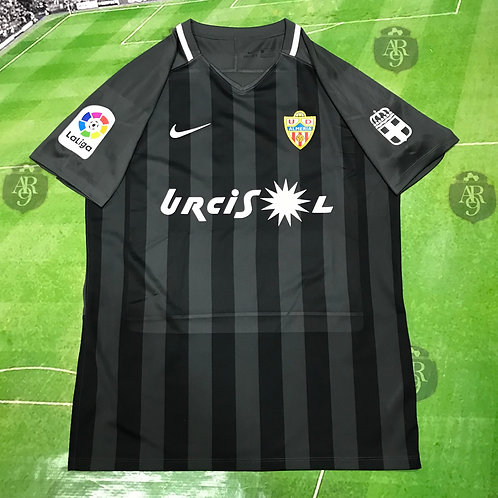 Camiseta Almería Alternativa 2018/19