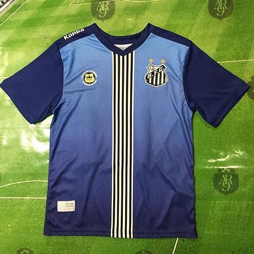 Camiseta Santos Alternativa 2016/17 #10 Lucas Lima