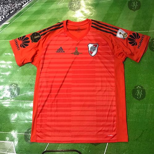 Camiseta Arquero River Plate 2018 Final Copa Libertadores