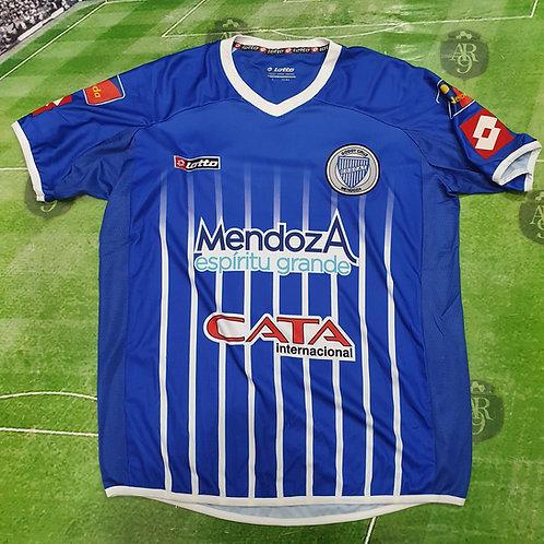 Camiseta Titular Godoy Cruz 2015 #11