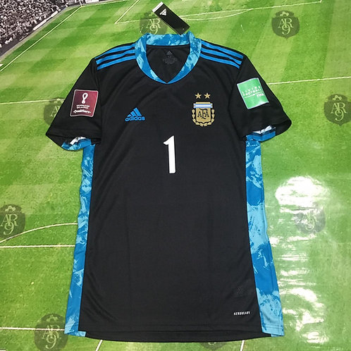 Camiseta Arquero AFA Eliminatorias Qatar 2022