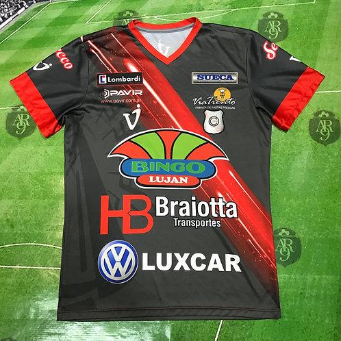 Camiseta Club Luján Alternativa
