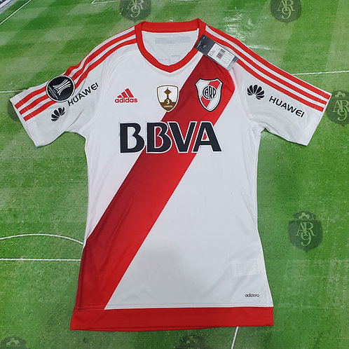 Camiseta River Plate Copa Libertadores 2016 #23 Ponzio