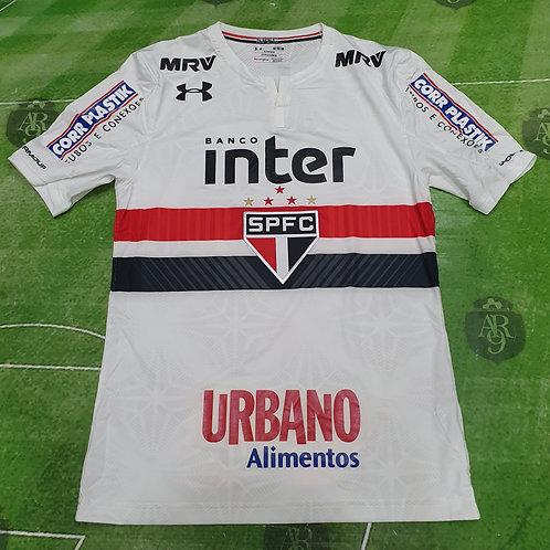 Camiseta Titular Sao Pablo 2018 #28 Araruna