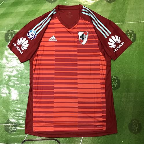 Camiseta Arquero River Plate  SAF 2017/18