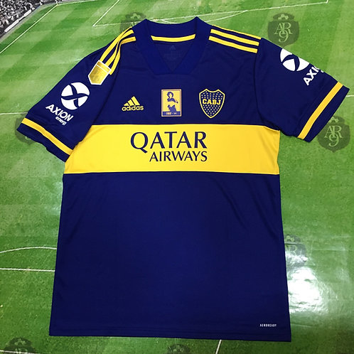 Camiseta Boca Juniors Titular Homenaje Maradona