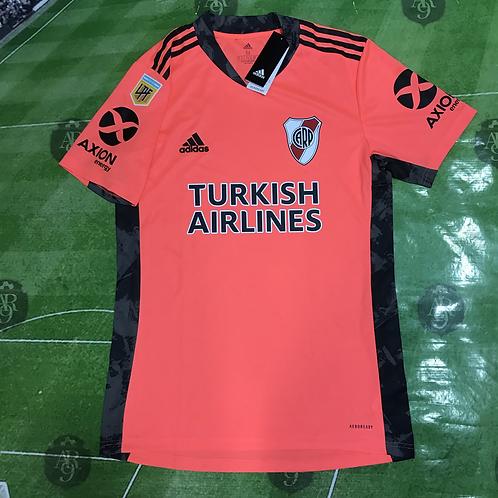 Camiseta Arquero River Plate Copa LPF 2020/21