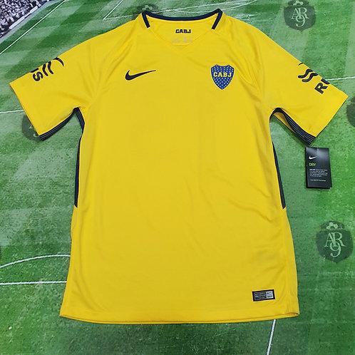 Camiseta Inferiores Boca Juniors 2017 #13
