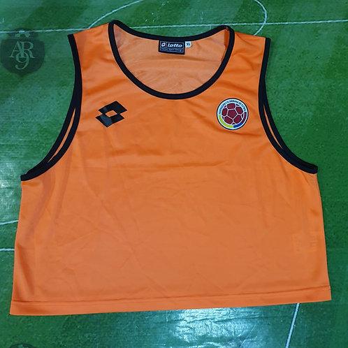 Pechera Naranja Selección Colombia