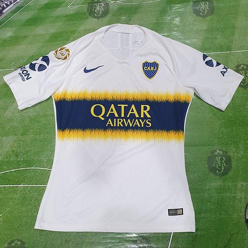Camiseta Alternativa Boca Juniors 2018 #2 Goltz