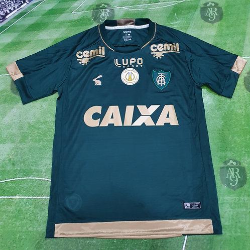 Camiseta Titular  América de Minas Gerais 2018 #18