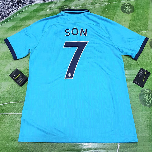 Camiseta Alternativa Tottenham 2019 #7 Son