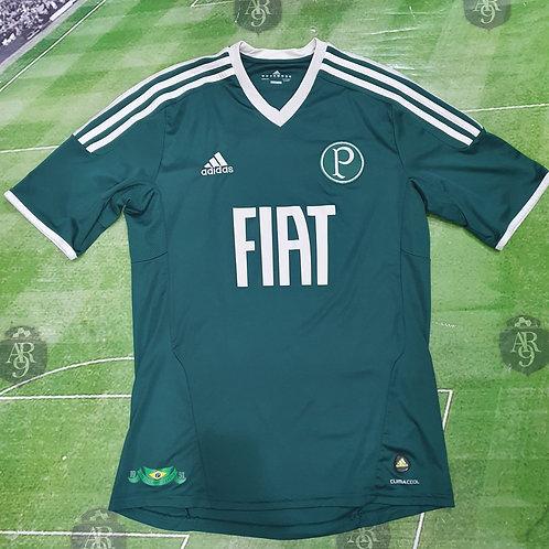 Camiseta Palmeiras 2011/12 #10 Valdivia