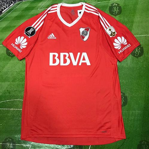 Camiseta Arquero River Plate Copa Libertadores 2018