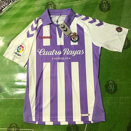 Camiseta Real Valladolid Titular 2018/19