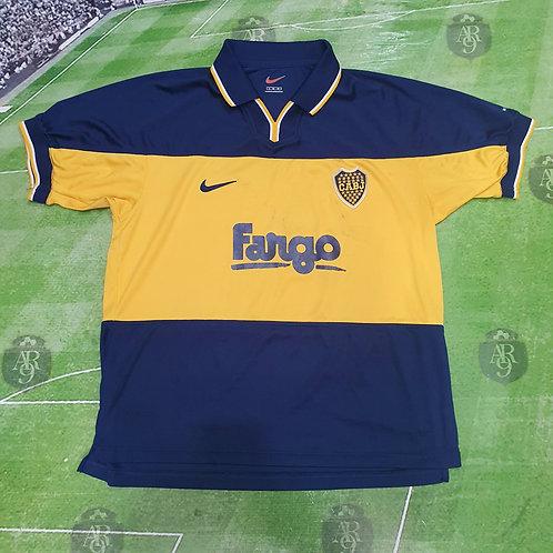 Camiseta Inferiores Boca Juniors 1998 #18