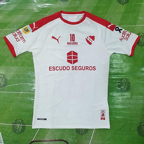 Camiseta Alternativa Independiente Homenaje a Maradona