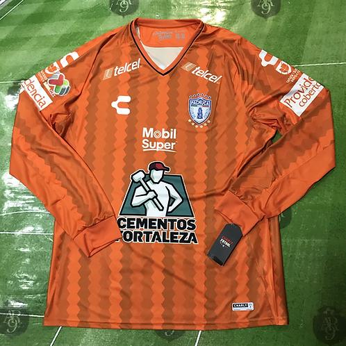 Camiseta Arquero Pachuca 2020 Manga Larga