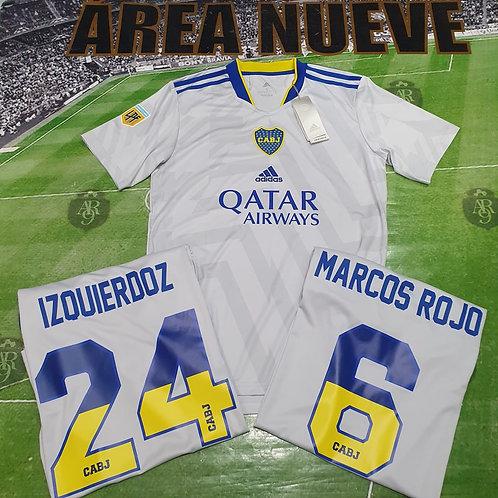 Camiseta Alternativa Boca Juniors 2021