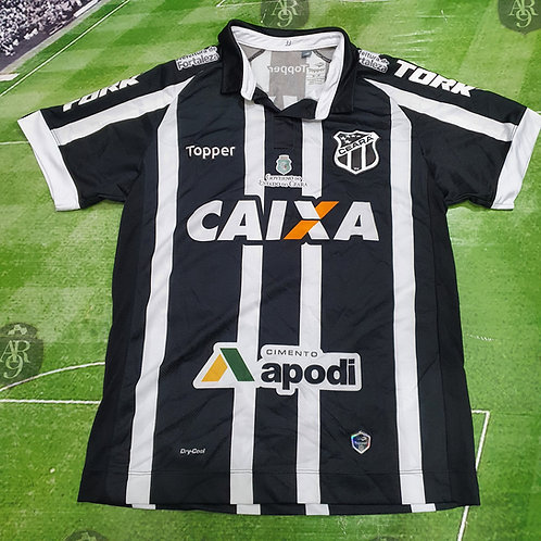 Camiseta Ceará 2018/2019 titular #33