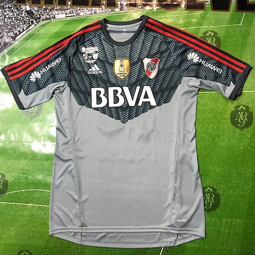 Camiseta Arquero River Plate Copa Argentina 2016 #25 Bologna