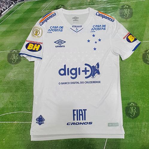 Camiseta Alternativa Cruzeiro #48 Jadson Silva