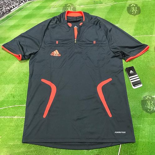 Camiseta Arbitro Adidas Formotion 2007 Gris con Naranja