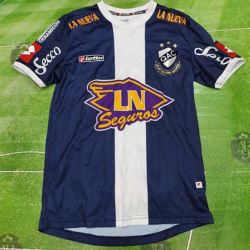 Camiseta Alternativa Quilmes 2016 #22 Perez Acuña