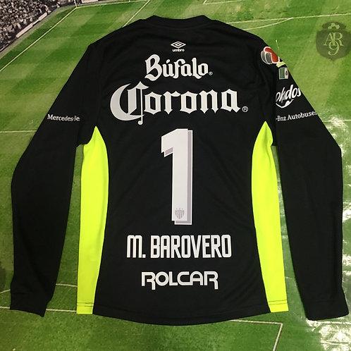 Camiseta Arquero Necaxa 2020 #1 Barovero