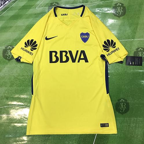 Camiseta Boca Juniors Alternativa 2017/18 Slim Fit