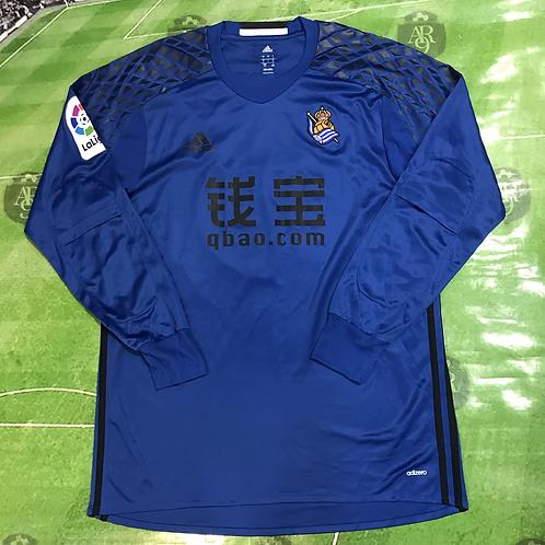 Buzo Arquero Real Sociedad 2015/16