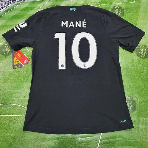 Camiseta Alternativa Liverpool 2019/20 #10 Mané