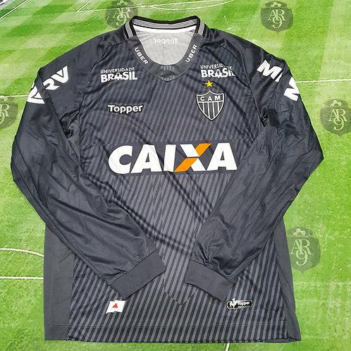 Camiseta Arquero Atlético Mineiro #31 M. Fracaro