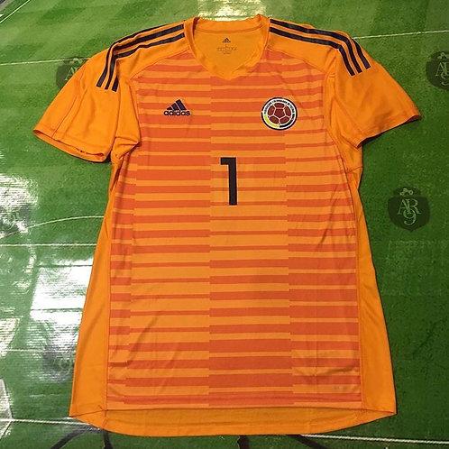 Camiseta Arquero Selección Colombia 2018