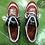 Thumbnail: Botines Eescord Bofo Bautista Rojos Talle 9 US
