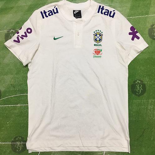 Chomba blanca Brasil 2019 Con Publicidades