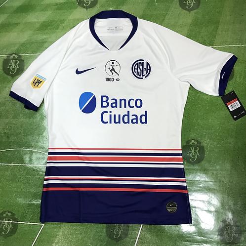 Camiseta San Lorenzo Alternativa 2020 Homenaje Maradona