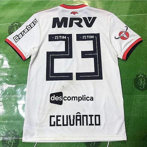 Camiseta Alternativa Flamengo 2018/19 #23 Geuvânio