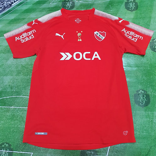 Camiseta Independiente Festejos Campeón Sudamericana 2017