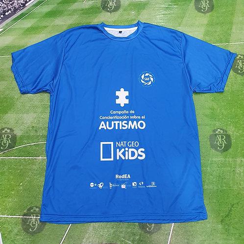 Camiseta SAF Campaña Autismo