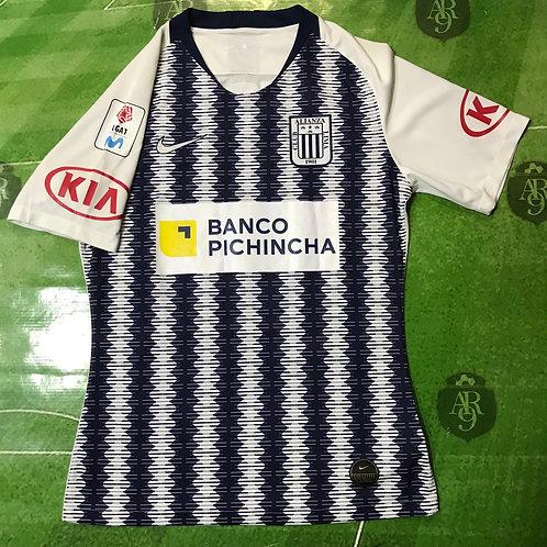 Camiseta Alianza de Lima Alternativa Copa Libertadores 2019