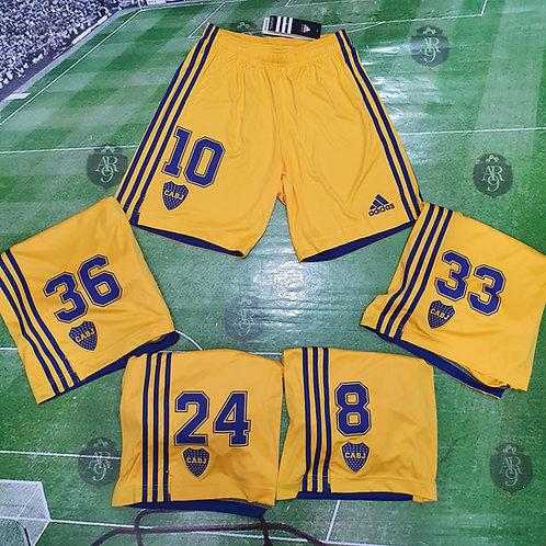 Short Alternativo Boca Juniors 2020