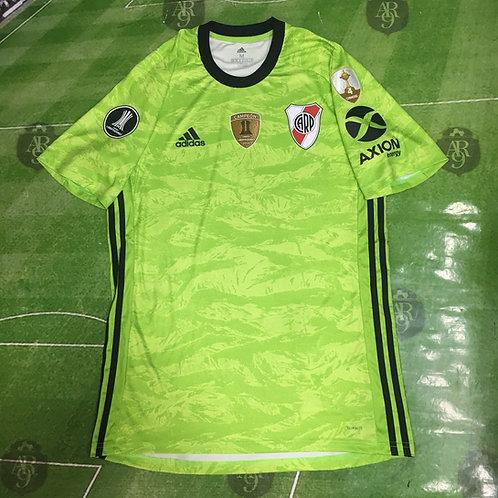 Camiseta Arquero River Plate Copa Libertadores 2019