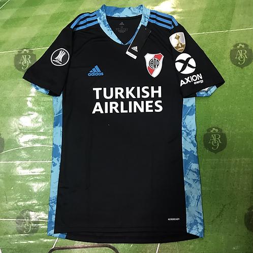 Camiseta Arquero River Copa Libertadores 2020/21