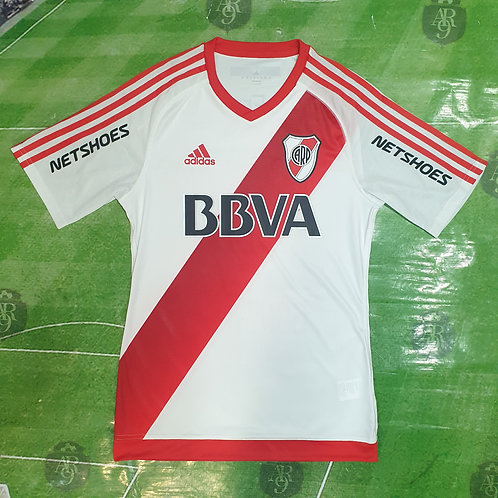 Camiseta Titular River Plate 2016/17 #27 L. Gonzalez