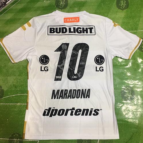 Camiseta Dorados de Sinaloa Titular Homenaje Diego Maradona