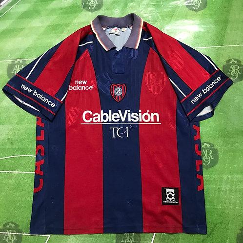 Camiseta Titular San Lorenzo 1998 #9