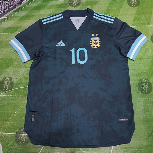 Camiseta Alternativa AFA 2020 #10 Messi
