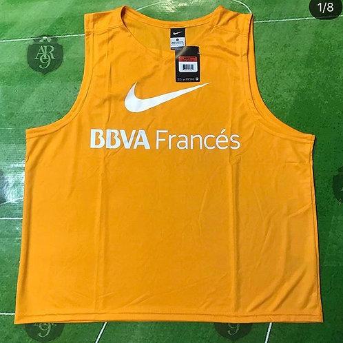 Pechera Entrenamiento Boca Juniors 2014/15 Naranja