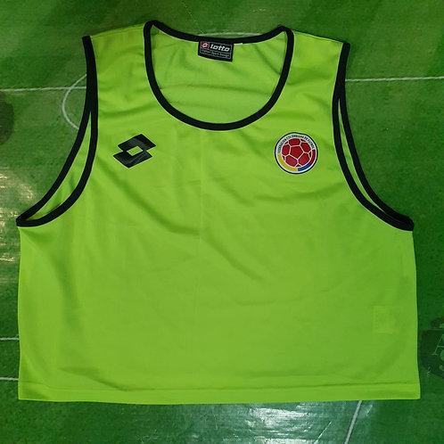 Pechera Verde Selección Colombia